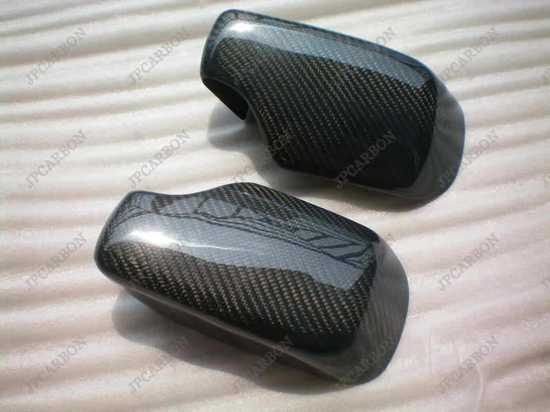 Carbon Fiber Put-on Side Mirror Covers for BMW (For 1998-2005 BMW E46 3 Series 320i 323i 325i 328i 330i M3)<br><br>Aliexpress