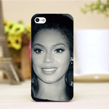 pz0006-3-3-12 Beyonce Design Customized cellphone cases For iphone 4 5 5c 5s 6 6plus Shell Hard Lucency Skin Shell Case Cover