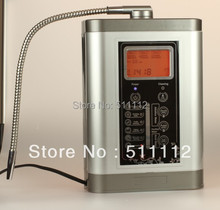 100% TOP QUALITY Alkaline Water Ionizer machine with heating function,alkaline water ionizer(China (Mainland))