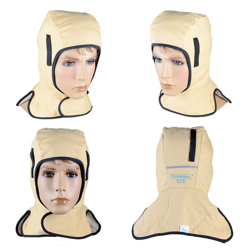 Cold proof Ride mask warm winter helmet cap neck winter windproof thermal hats safety hats(China (Mainland))