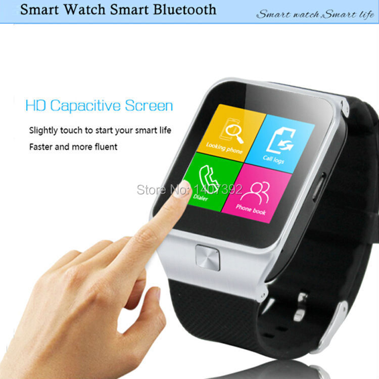 Free Shipping Smart Watch S29 1.54 inch1.3M camera TF card slot and SIM card slot Bluetooth wrist watch for Android gsm watch(China (Mainland))