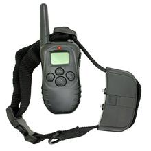Collar de perro electrónico Control remoto Anti ladrido Dog Collar del choque del entrenamiento con pantalla LCD 998D Collar de perro electrónico(China (Mainland))