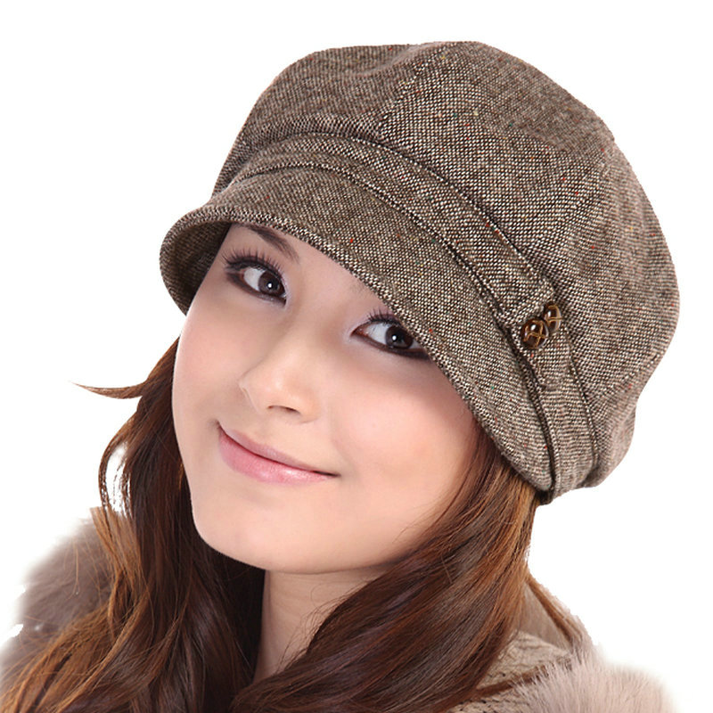 free shipping 2015 beret hat s hat winter hat