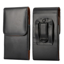 Buy Fashion Waist Case Holster PU Leather Belt Clip Pouch Cover Elephone P6000 5 inch Universal cases Accessories for $5.60 in AliExpress store