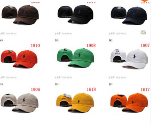 2015 New Brand POLOs cap, ipads aba reta snapback POLOs hat casquette POLOs