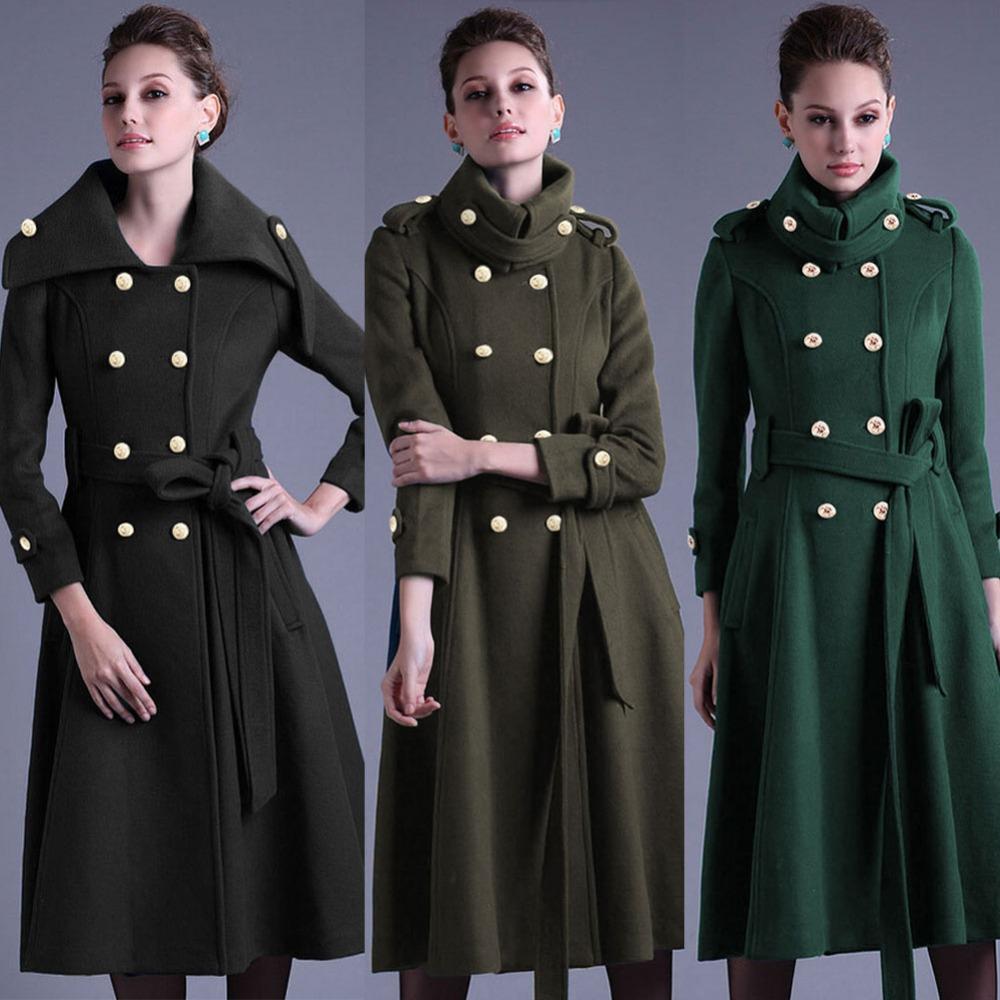 Long Military Coat Photo Album - Reikian