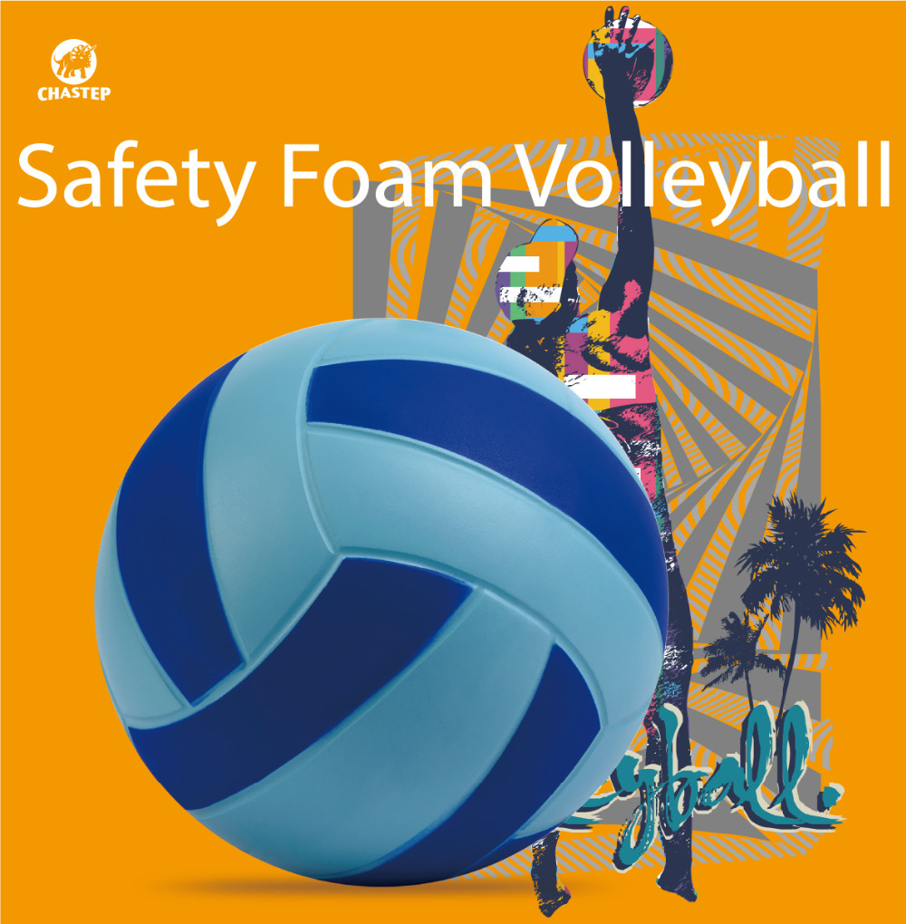 """Volley Ball Best Quality New Brand Chastep Volleyball PU Volleyball Training Volleyball Ball 8""""20cm 470g Weight Without Hurting(China (Mainland))"""