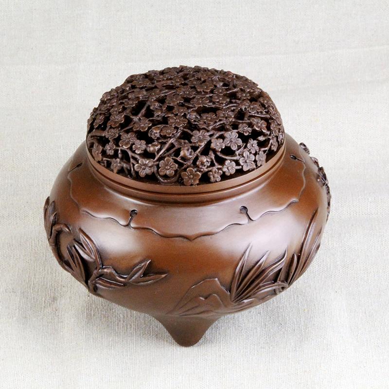 Здесь продается  Xinxiang copper copper copper incense burner incense sandalwood incense burner four dobutsu decoration supplies  Мебель