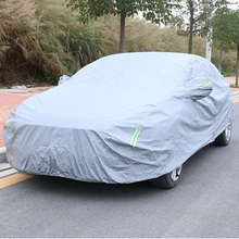 car covers anti uv snow dust rain waterproof breathable thicken anti-theft lock sewing outdoor indoor for volvo xc60 xc90 s60(China (Mainland))