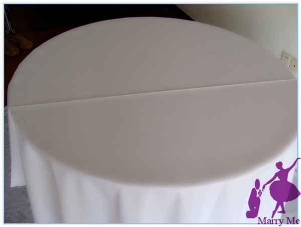 Com Buy 70INCH 100 Round Cotton TableCloths Set Dining Table