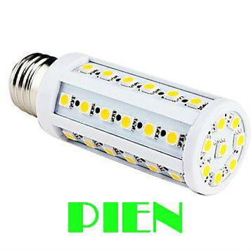 8W 5050 LED Light SMD 44 LED Corn Bulb E27|E14 Home Lamp 360degree 220V Warm|Cold White Energy Saving Free Shipping 10pcs/lot