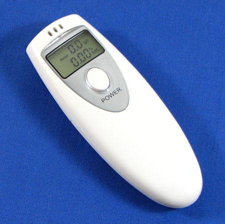 J34 бесплатная доставка новый цифровой тестер спирта дыхание анализатор тестер