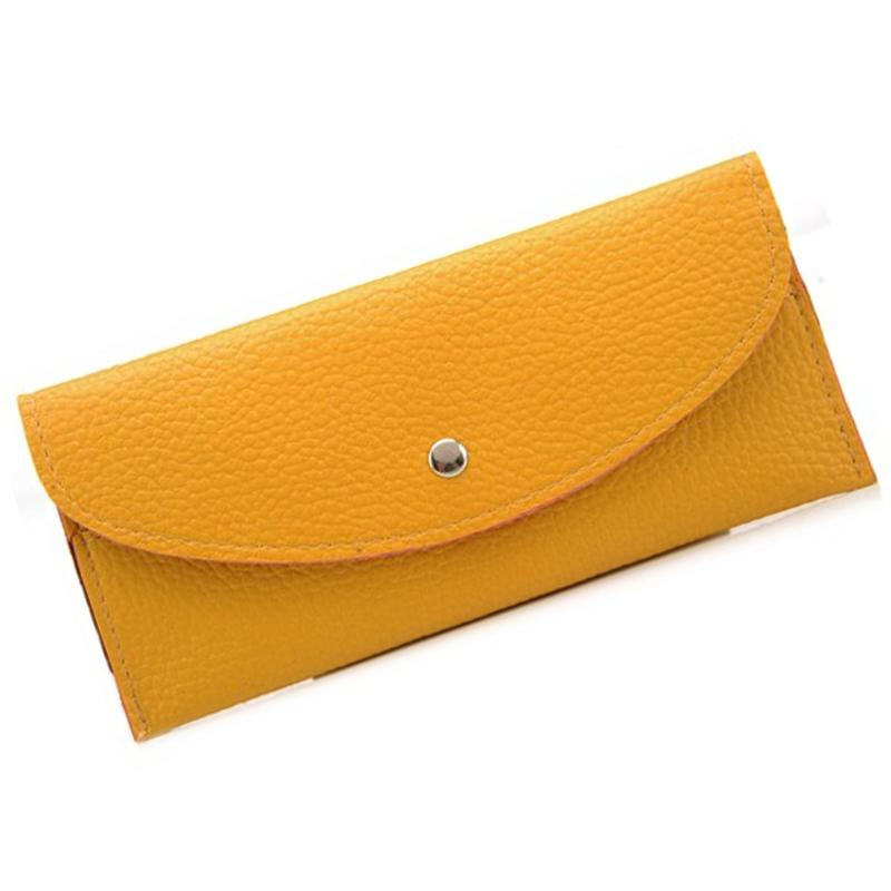 long purse woman