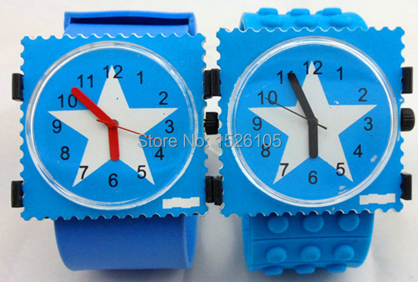 2014 Retail Wholesale Hot Buy One Get Two New Style Women Dress Stamp Watch Fashion Cacual