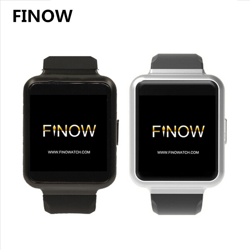 "Q1 Smart Watch 1.54"" Display Android 5.1 WiFi GPS 3G Bluetooth Smartwatch Support NANO Sim Card Clock Phone Support Hebrew PK G3(China (Mainland))"
