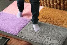 New  thicken & SHAGGY super soft carpet / floor rug / area rug / slip-resistant bath mat kids rug for living room(China (Mainland))