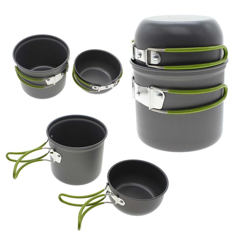 Petit camping pot promotion achetez des petit camping pot for Pot pour ustensile de cuisine