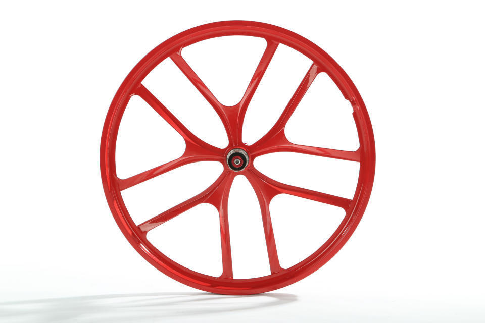 Free shipping X3 hot lightweight magnesium alloy wheels 22 inches bicycle wheel mountain bike 10 Spokes wheels<br><br>Aliexpress