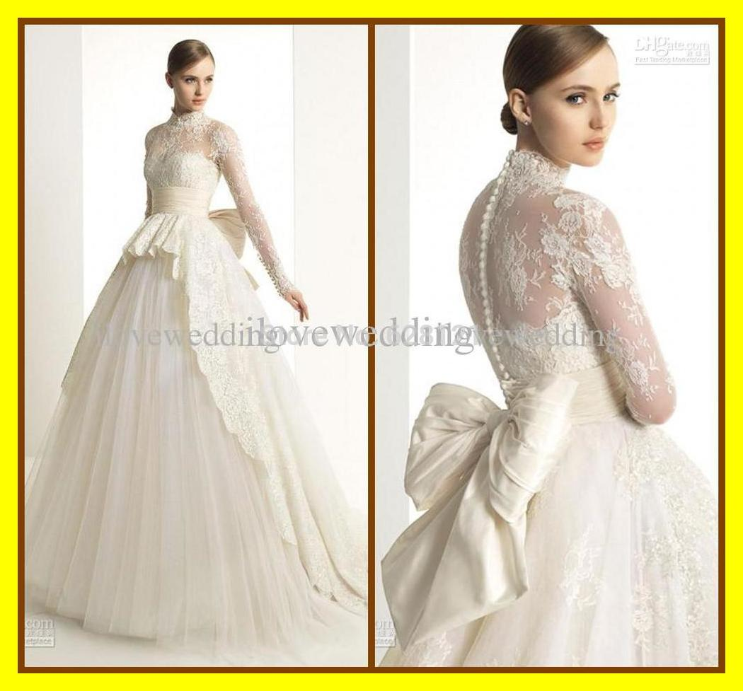 Fashion Wedding Dresses Long Sleeved Dress Mother The