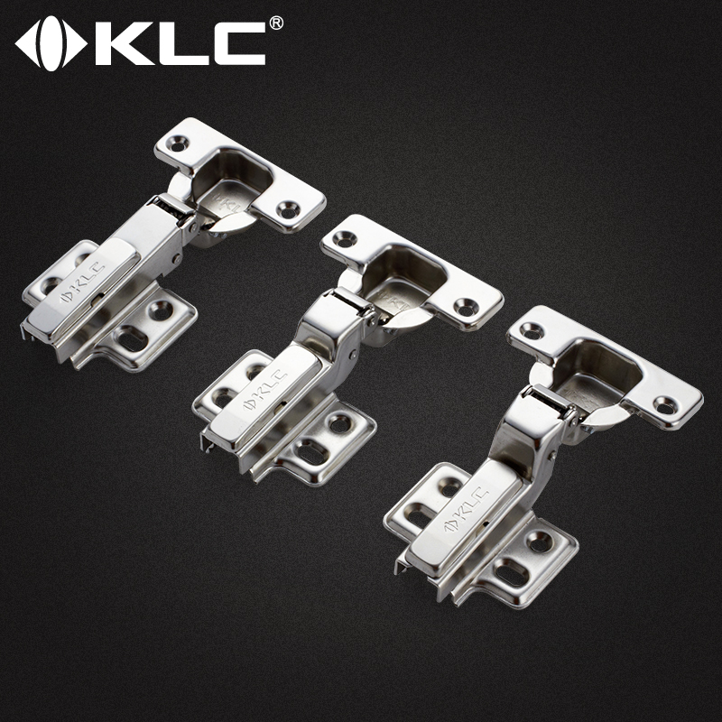 KLC ordinary cabinet door hinge plane hinge hardware accessories all cover half cover Tibet J01 1 installed(China (Mainland))
