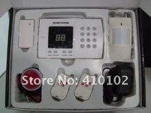 DIY Home Wireless burglar Alarm Kit(China (Mainland))