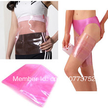 Tracking number Free Shipping New 4xSauna Slimming Belt Burn Cellulite Fat Leg Thigh Wraps Weight Loss Shaper A2515 Eysm