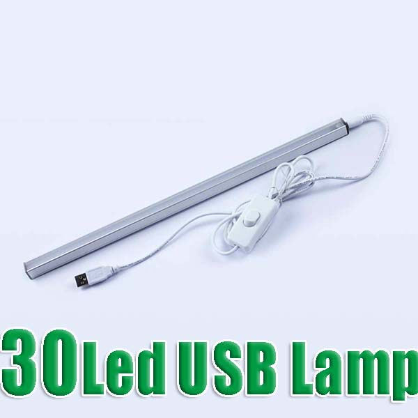 Hot Sale 30 LEDs 5W USB mini Lights with Touch Switch 5V for Notebook Computer Laptop PC power camping LED lamps(China (Mainland))