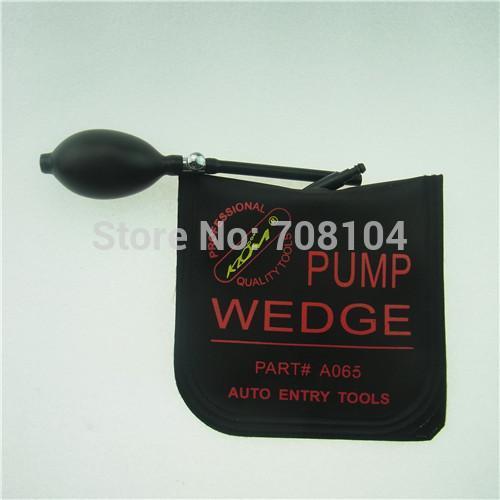 Professional Lock Picks Diagnostic Tool KLOM PUMP WEDGE New Universal air wedge LOCKSMITH TOOLS Lock Pick set(China (Mainland))