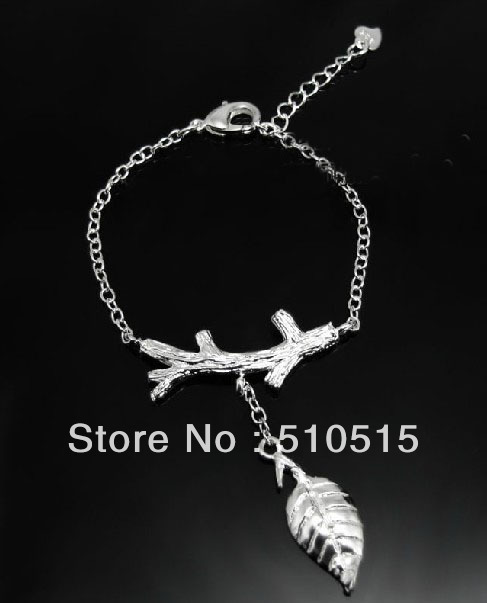 Fashion Wish Tree Branch Twig Leaf Bracelet<br><br>Aliexpress