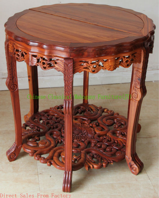 Chinese Classical Mahogany Furniture Rosewood Furniture Wood Console Table Living Room Furniture