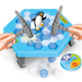 Ice Breaking Save The Penguin Board Great Family Game Antistress Fun Toy Fun Trick Who Make