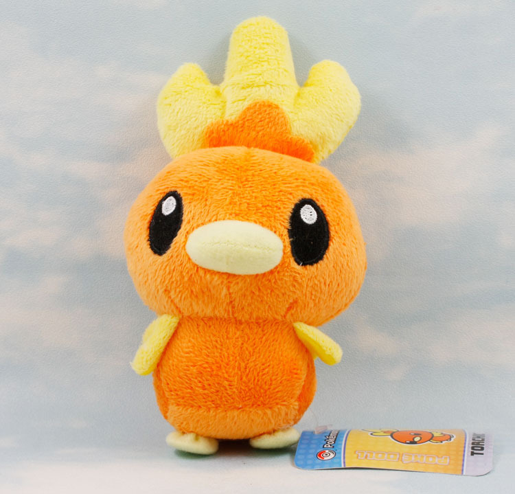 16cm Pokemon Torchic Plush Anime Plush toys Stuffed Animals Dolls(China (Mainland))