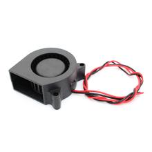 Free Shipping 3D printer accessories turbo fan blower cooling fan