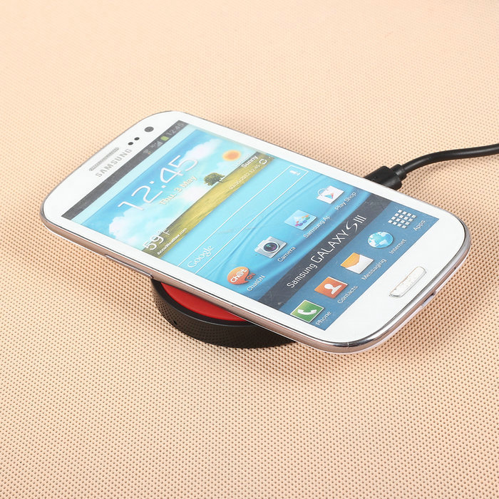 QI Wireless Power Pad Charger for Mobile Phones
