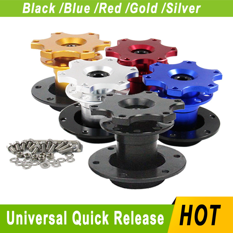 Universal Steering Wheels Volante Omp  QuickRelease  Arrival Ce Car Omp Covers  Sparc0 Quick Release Steering Wheel Hub Boss Kit<br><br>Aliexpress