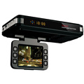 With Russian Manual Multi function 3 in 1 Car DVR Radar Detector STR8500 HD 720P