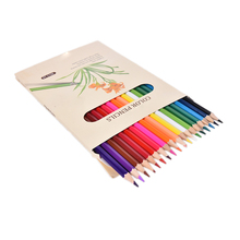 Buy 18 PCS/SET colored pencil creative stationery factory colored pencils coloring pencils water-soluble for $4.54 in AliExpress store