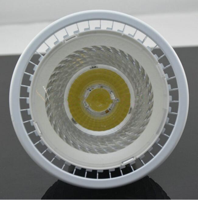 20W COB LED PAR38 Light E27 Spotlight 2000LM PAR38 Lamp Dimmable LED Bulb Warm / Cold White AC85V-265V Free Shipping 10pcs/lot(China (Mainland))