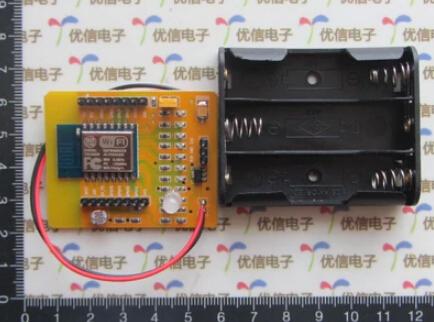 Электронные компоненты ESP8266 esp/12 WIFI io ESP-12 Test Board 10pcs lot esp8266 serial wifi module adapter plate applies to esp 07 esp 08 esp 12