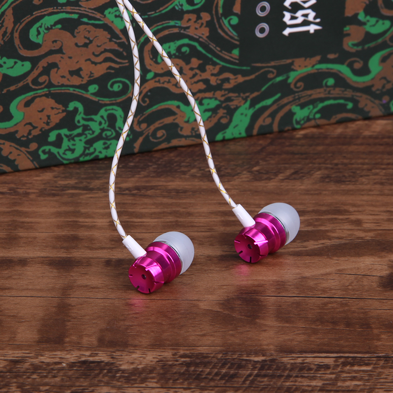Super Bass font b Sport b font Turbo snake Earphones Ear Hook in ear font b