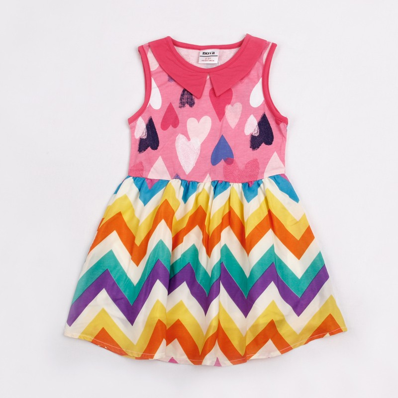 kids dresses for girls dress sleeveless summer style dresses for girls casual  princess dress kids clothes child clothing<br><br>Aliexpress