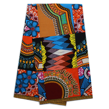 ML205!new design hot sale african fabric real wax print,beautiful african wax prints fabric 6yards(China (Mainland))