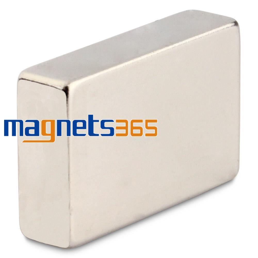 Гаджет  1pc N50 Super Strong Block Cuboid Neodymium Magnets 40 x 25 x10mm Rare Earth Free Shipping! None Строительство и Недвижимость