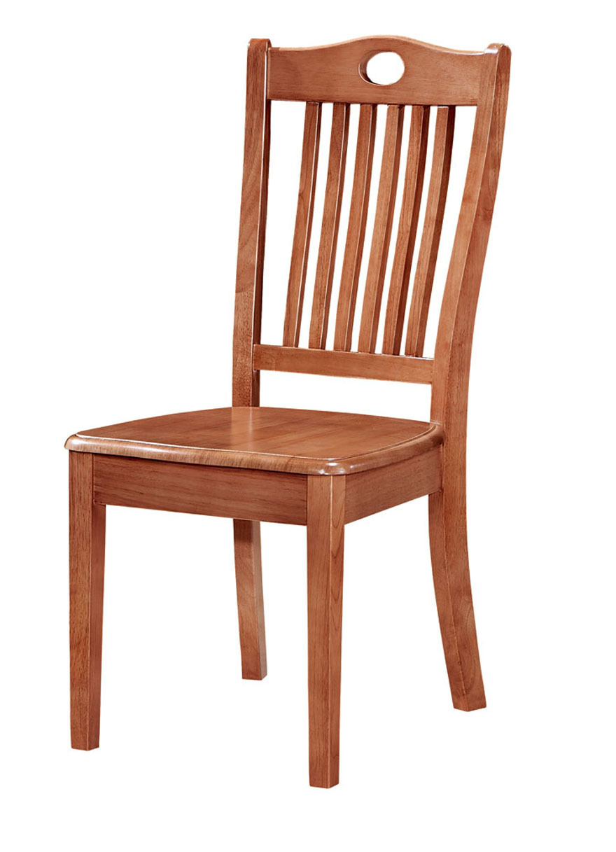 Unfinished oak dining chairs large contemporary solid