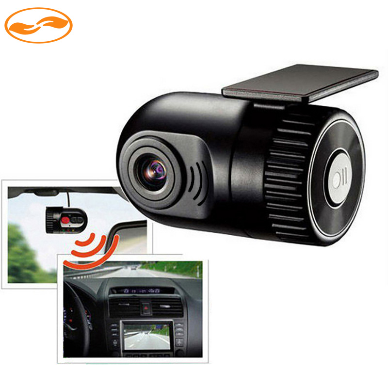 1280*720P HD Car DVR Camera 12V Digital Video Recorder with 120 wide-angle Lens G-sensor Night Vision for Android DVD Players(China (Mainland))