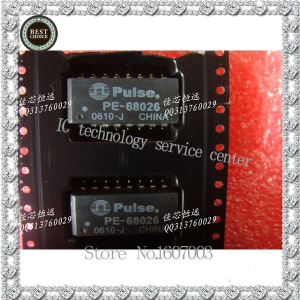 Free Shipping Can play PE - 16-68026 - t - 68026 PE SOP PULSE lead-free environmental protection Original(China (Mainland))