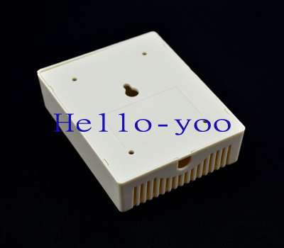 1 100x80x29mm DIY Electronic Case Plastic Project Box White Color Junction Enclosure - Collect Energy store