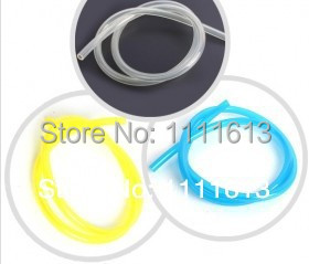 One Meter 6*3mm Fuel Line/ Fuel Pipe for Gas / Nitro Engine-Yellow or Transparent or Blue Color for Choice(China (Mainland))