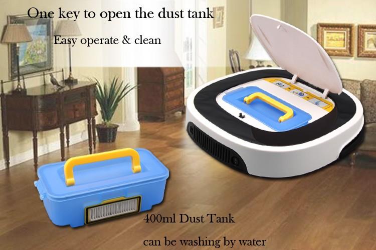 Robot Vacuum Cleaner Charge Intelligent Vacuum Cleaner Clean D5501, Backpack Vacuum Cleaners(China (Mainland))