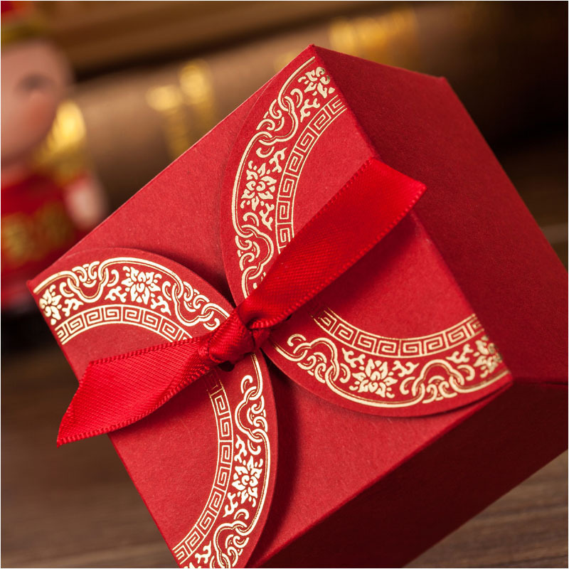 Cultural Wedding Favors - The Knot Shop